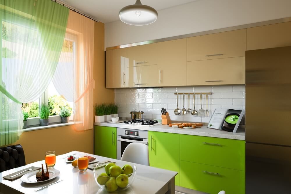 A Few Pretty Upgrades Are An Inexpensive Way To Give Your Kitchen A  Brighter Esthetic Fast.