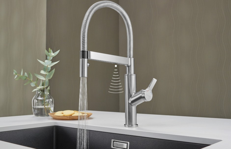 Blanco Solenta Kitchen Faucet