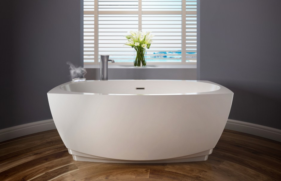 BainUltra Aromacloud Freestanding Bathtub
