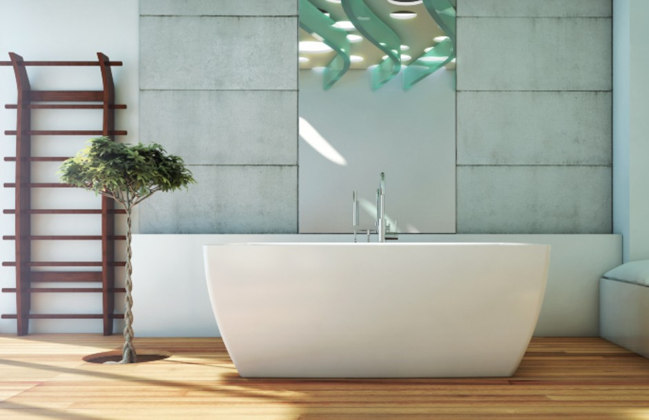 BainUltra Essencia Freestanding Bathtub