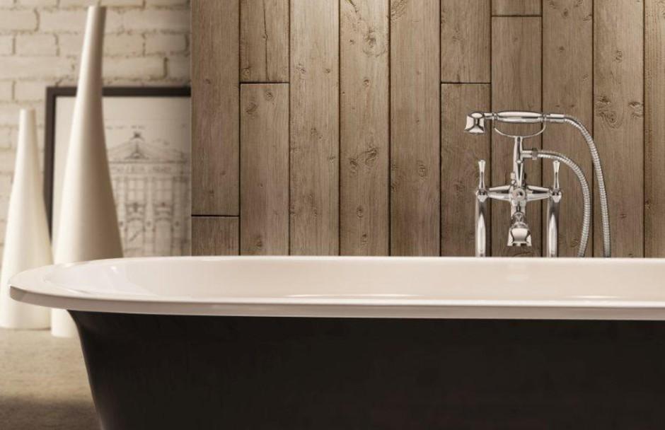 Baril Bathtub Faucet Design