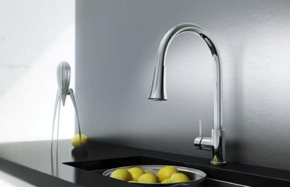 Baril Kitchen Faucet