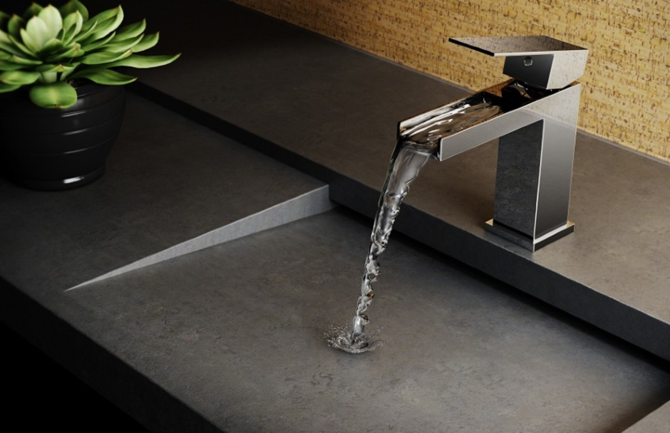 Baril Single Lever Faucet