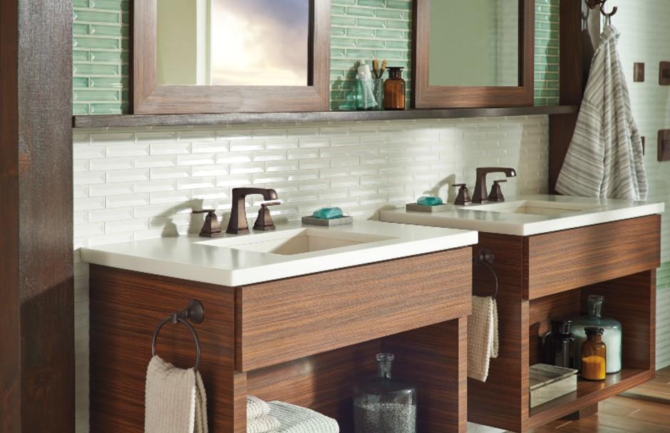 Delta Ashlyn Custom Sink