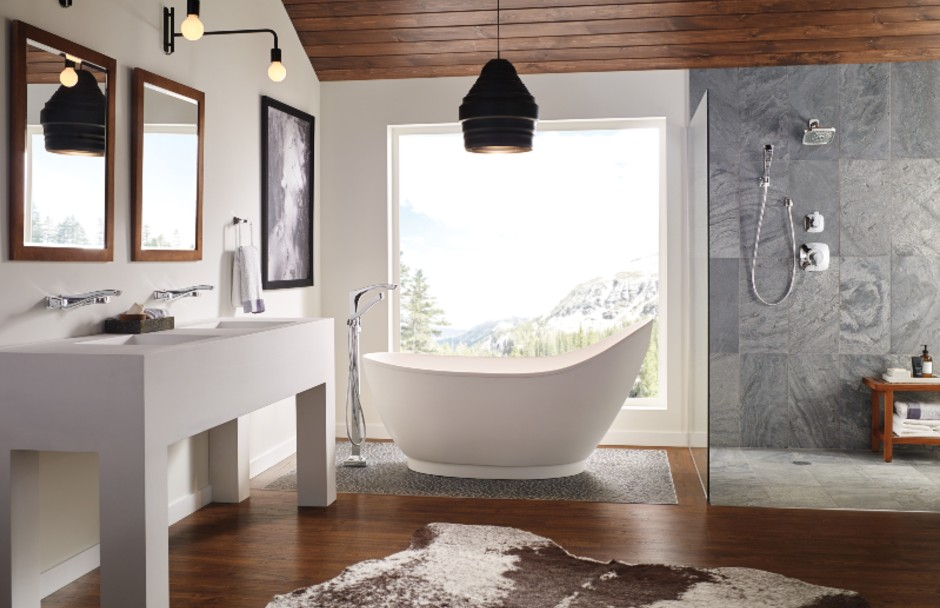 Delta WL Bathtub Design