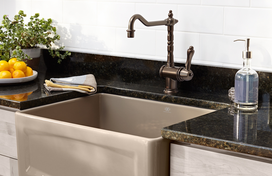 DXV Classic Movement Hillside Sink