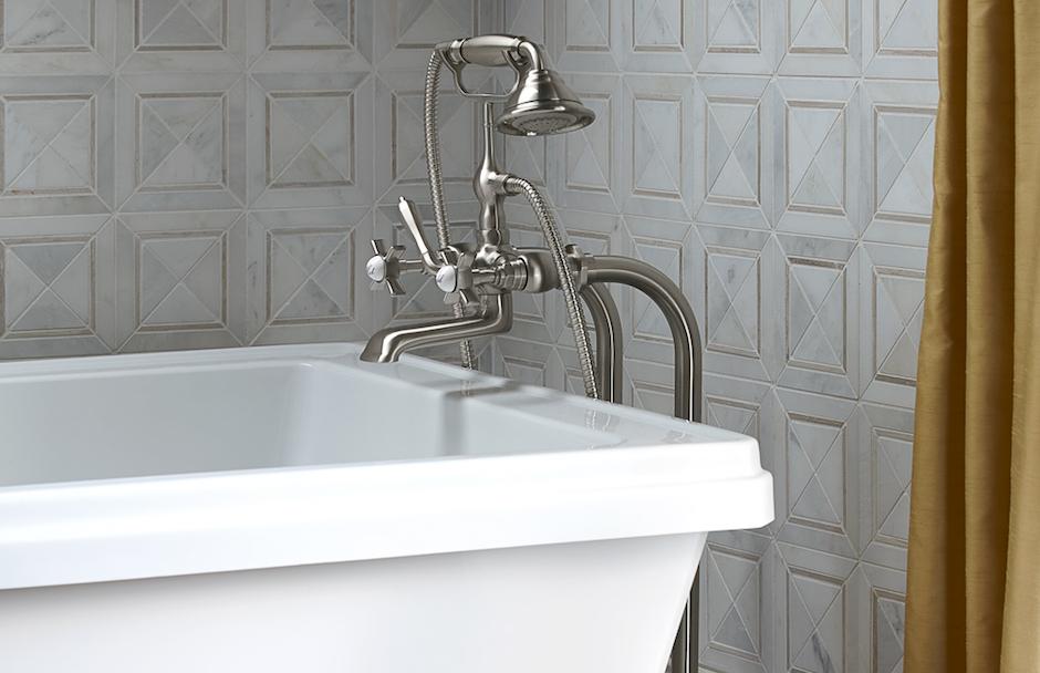 DXV Golden Era Bathroom