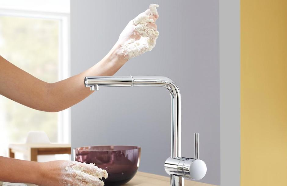 GROHE Minta Touch Faucet