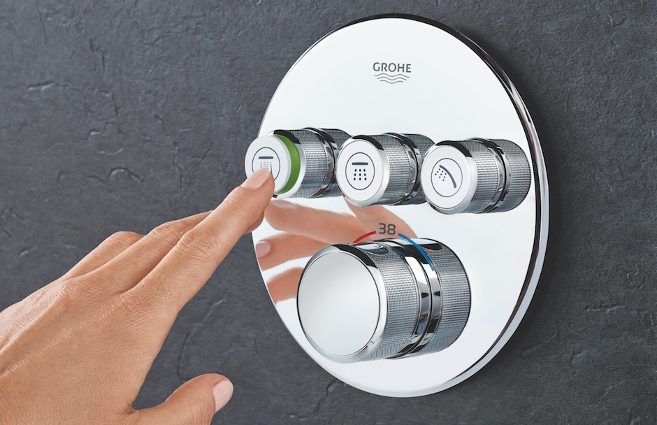 GROHE Smart Control Shower