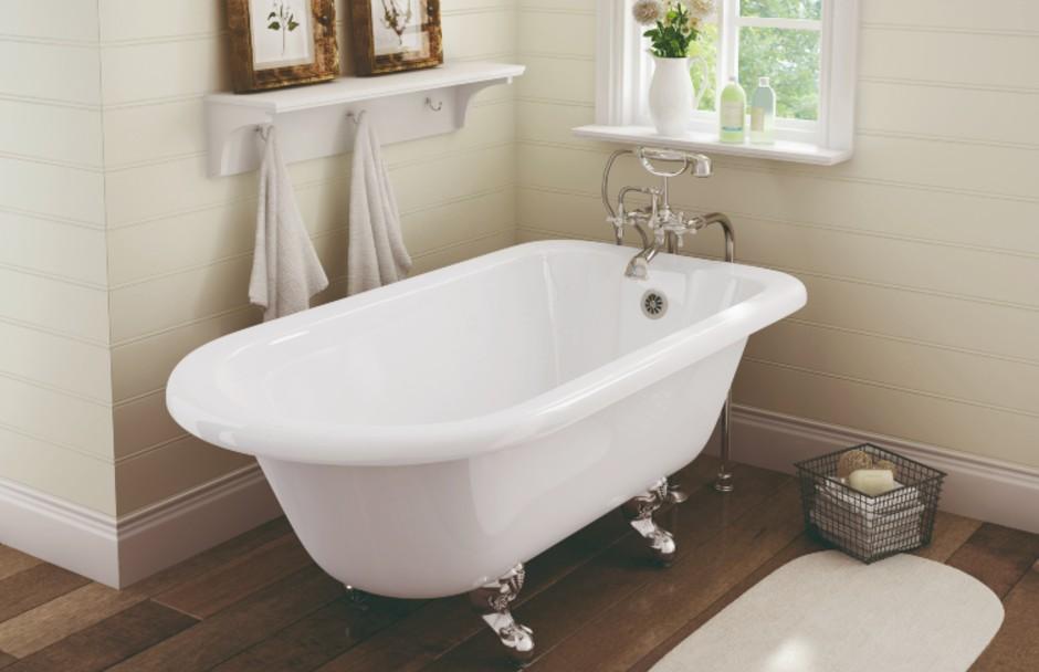 MAAX Daydream Freestanding Bathtub