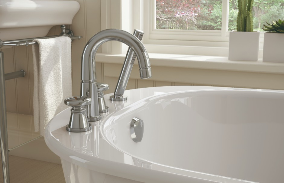 MAAX Sax Bathtub Faucet
