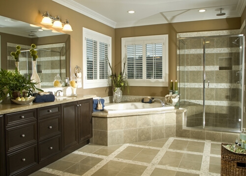 Make sure your bathroom remodel is done right.
