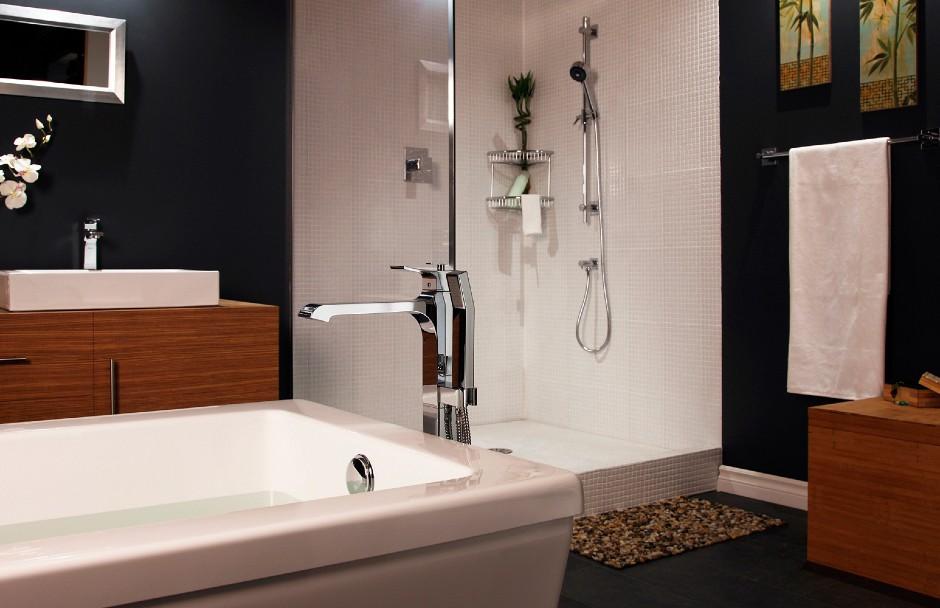 Riobel Bathroom Shower Tub