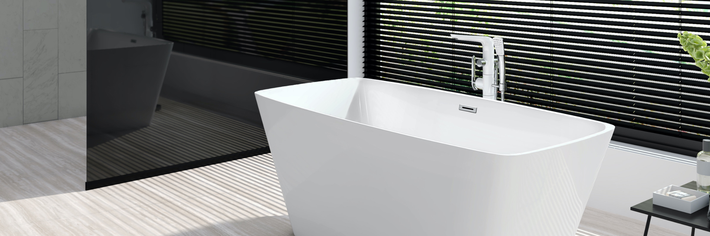 Freestanding Frederick York tub