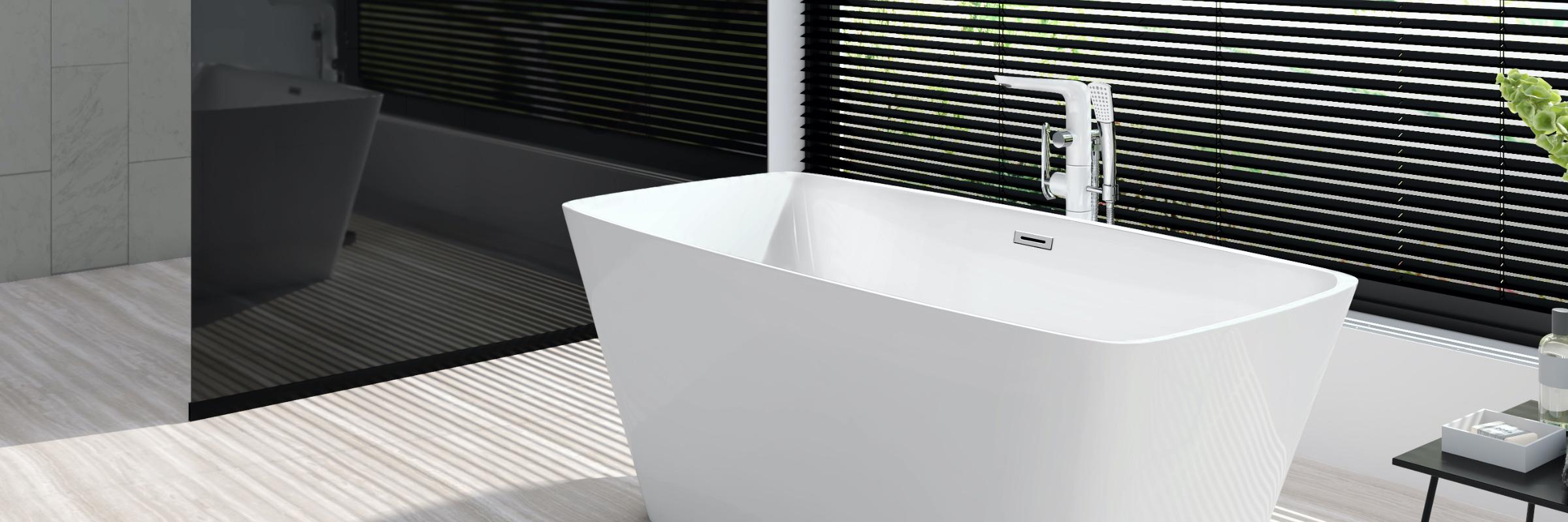 Freestanding Frederick York tub