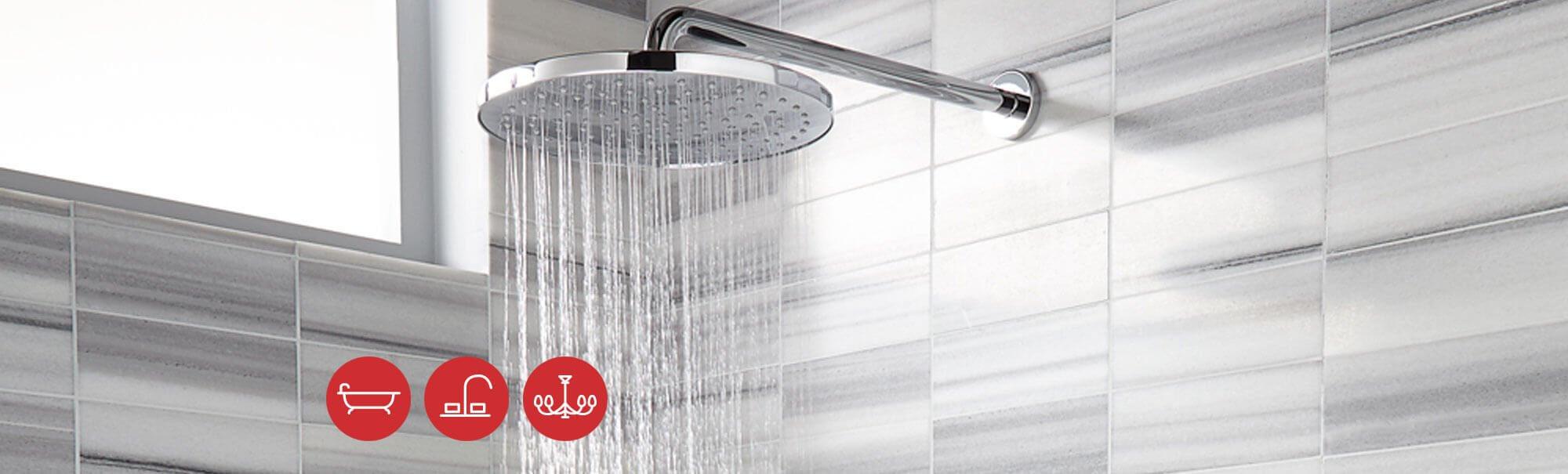 Low Flow Showerheads From Kitchen Bath Classics