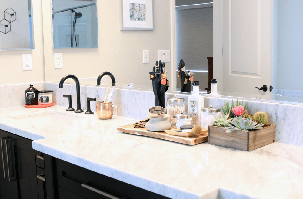 6 Easy Ways to Clear Out Bathroom Clutter This Weekend