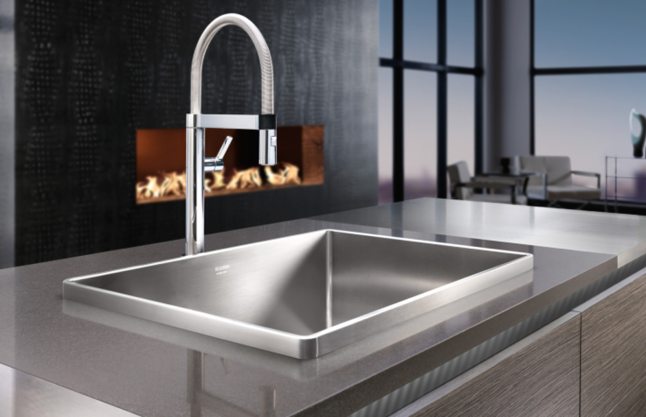 Blanco Kitchen Sink Single Lever