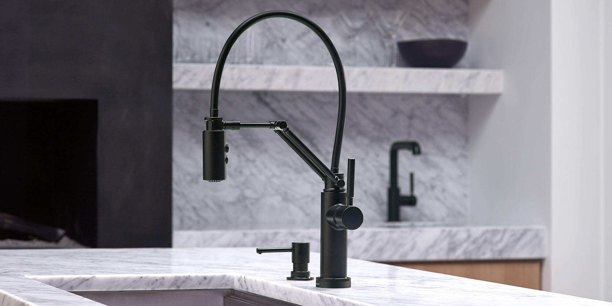 spray kitchen with pc warranty com nickel polished tresa includes lifetime side pn brizo faucet brilliance