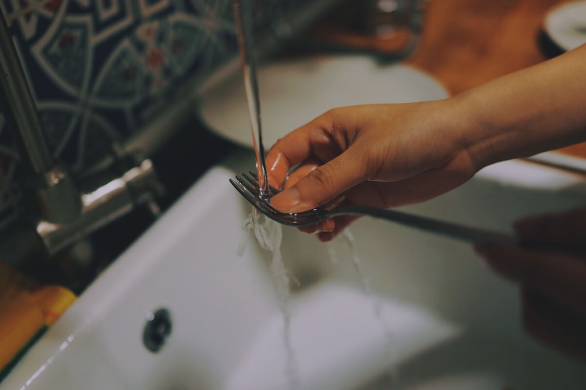 How to Unclog a Kitchen Sink Without Harsh Chemicals (5 Methods)