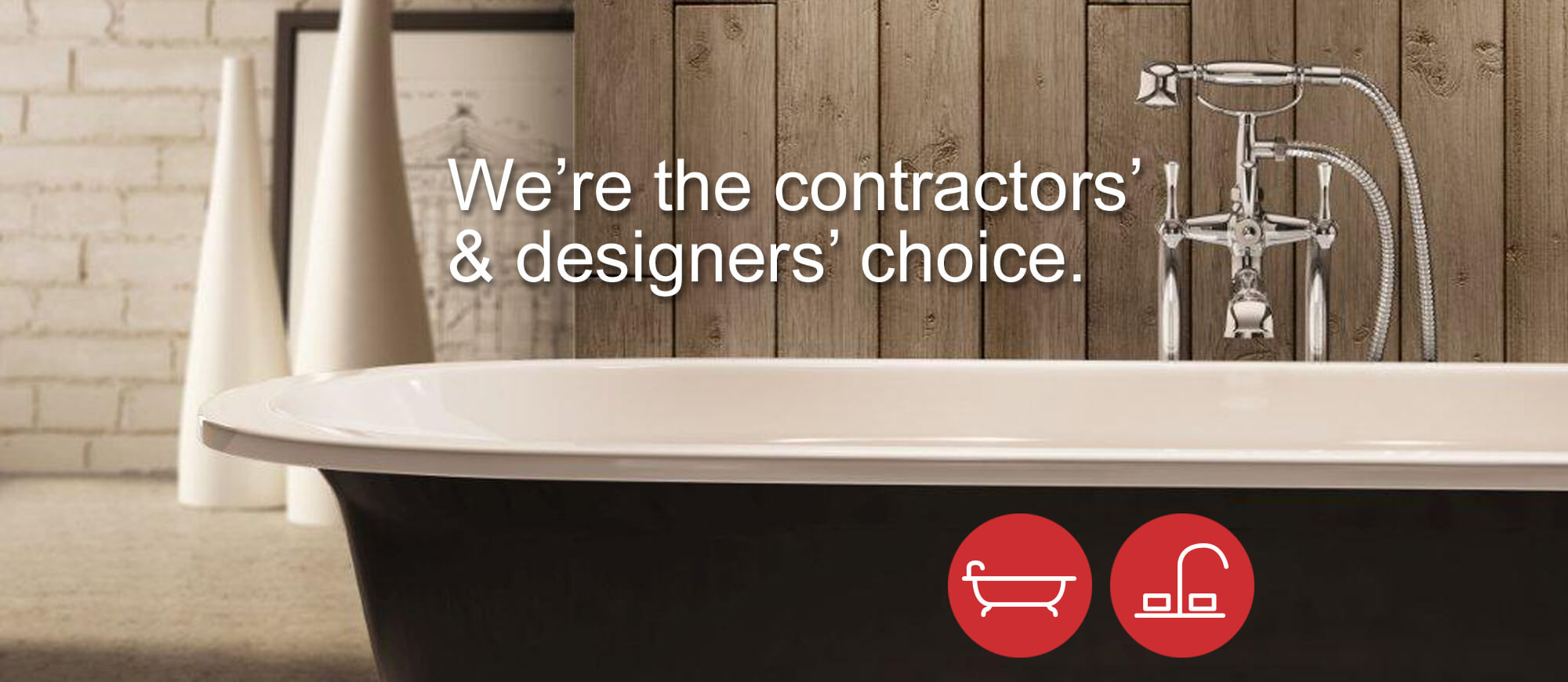 contractor designer choice