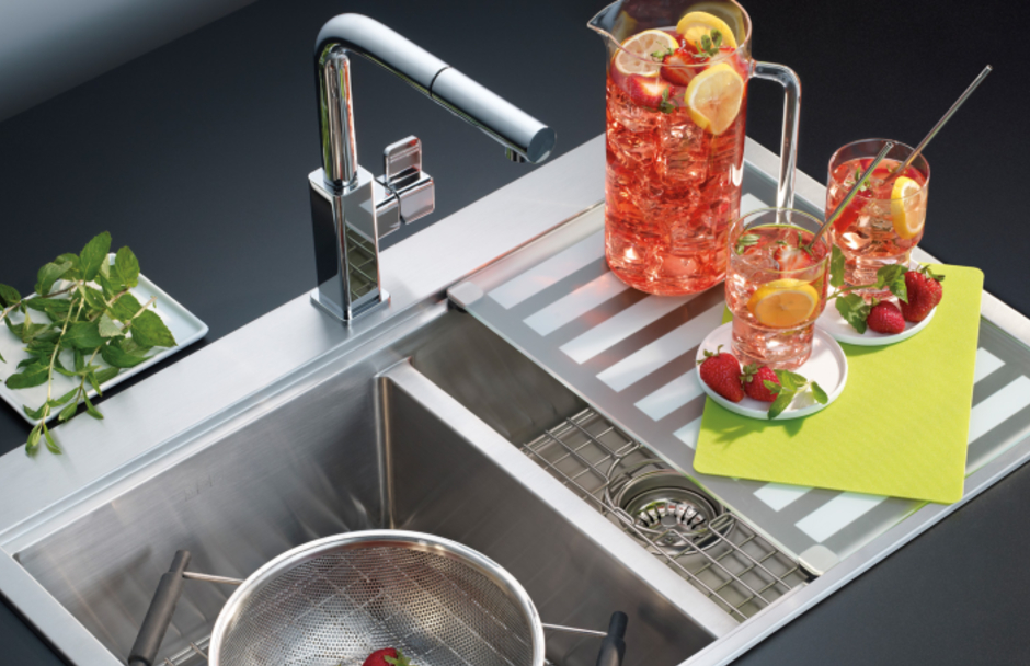 FRANKE Double Sink