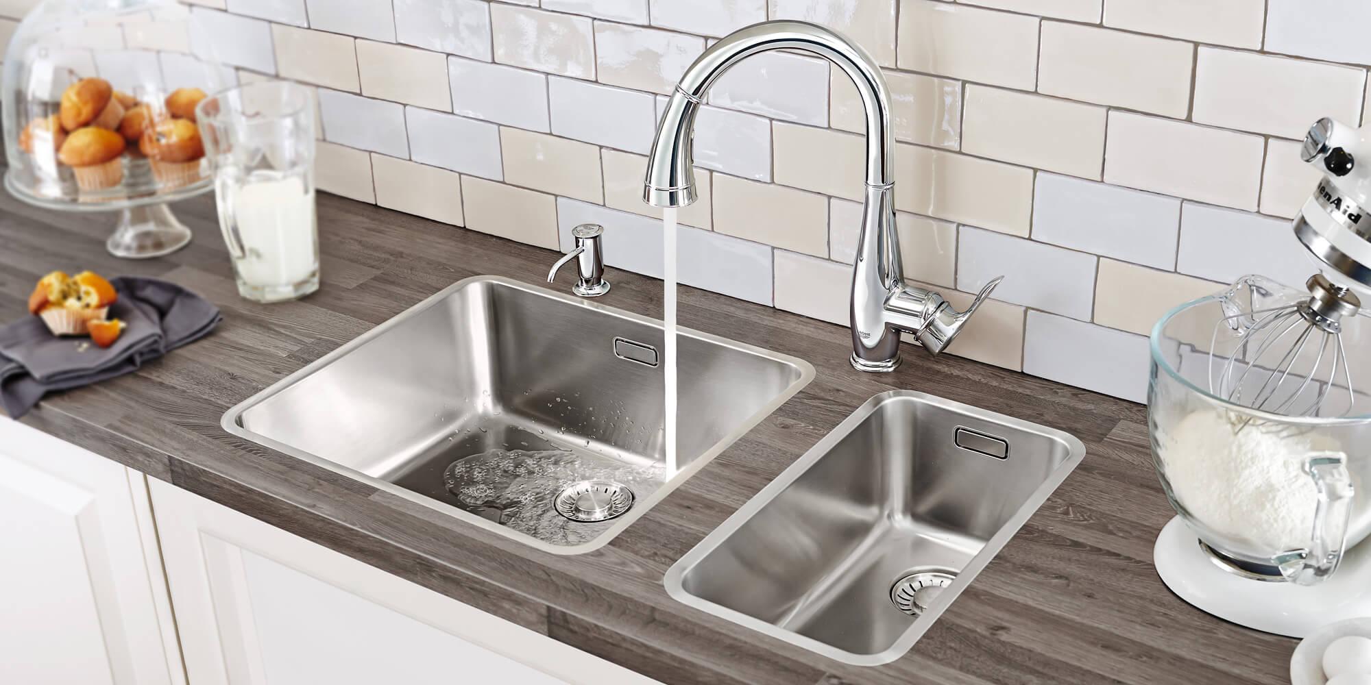 GROHE | Kitchen & Bath Classics