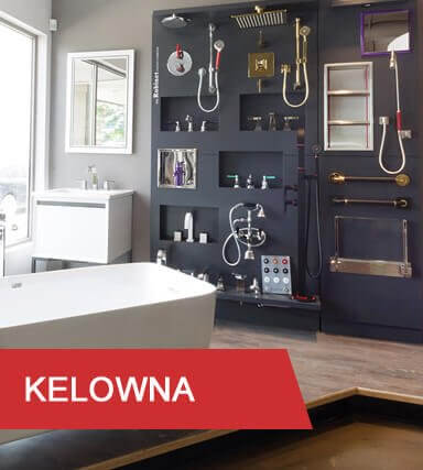 Kitchen & Bath Classics Kelowna Wall Displays