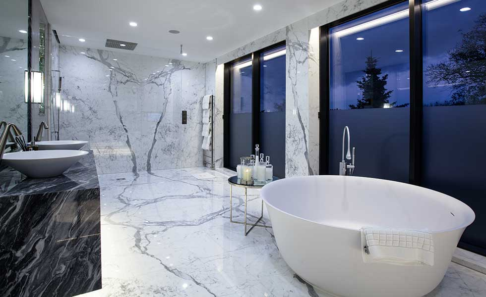 How to Choose the Best Material for Bathroom Fixtures - Luxury ...