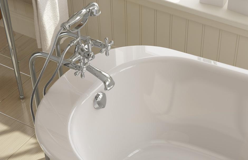 MAAX Bathtub Faucet