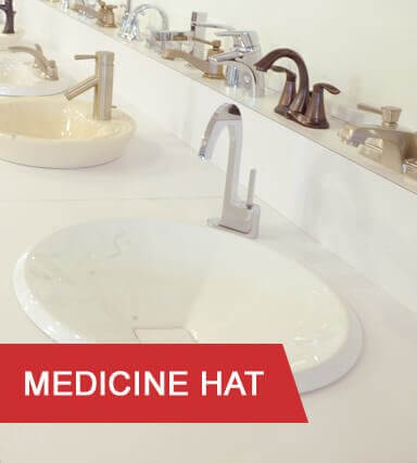 Medicine Hat showroom 1
