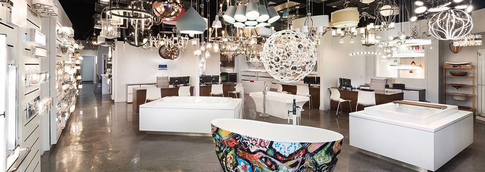 Kitchen and Bath Classics Showroom