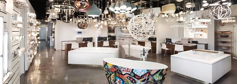 Kitchen and Bath Classics Showroom