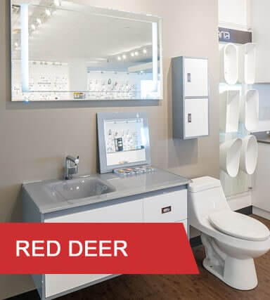 Red Deer showroom 1