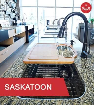 Kitchen & Bath Classics Saskatoon Faucets