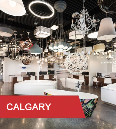 Wolseley Studio in Calgary - Lights