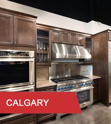 Wolseley Studio in Calgary - Kitchens