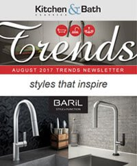 Kitchen & Bath Classics Trends Newsletter - August