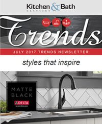 Kitchen & Bath Classics Trends Newsletter - July