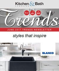 Kitchen & Bath Classics Trends Newsletter - June