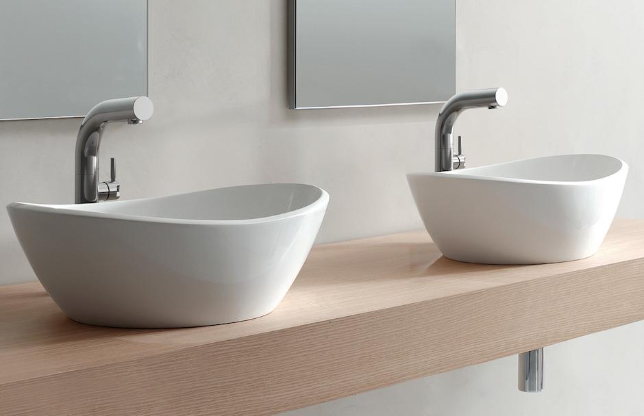 Victoria Albert Double Sinks