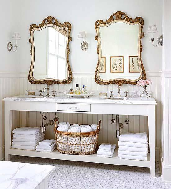 Vintage Bathroom Mirrors Kitchen Bath Classics